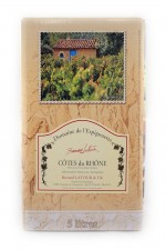 Domaine de l`Espigouette, CDR 5 L Bag in box