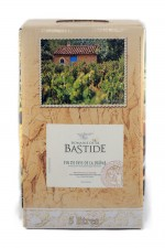 Domaine de la Bastide, VDP blanc 5 L Bag in box
